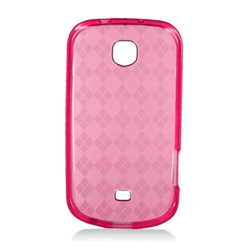 Insten Clear TPU Rubber Candy Skin Case Cover For Samsung...