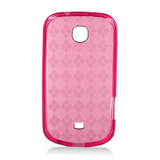 Insten Clear TPU Rubber Candy Skin Case Cover For Samsung Galaxy Stellar 4G I200