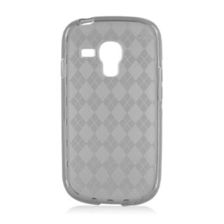 Insten Clear TPU Rubber Candy Skin Case Cover For Samsung Galaxy S3 Mini GT-I8190
