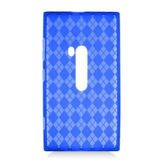 Insten Clear TPU Rubber Candy Skin Case Cover For Nokia Lumia 920