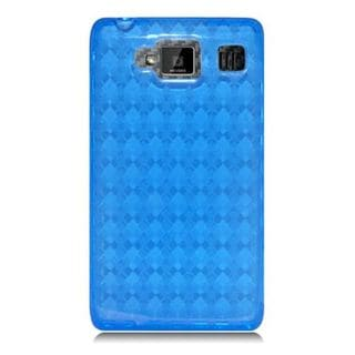 Insten Clear TPU Rubber Candy Skin Case Cover For Motorola Droid Razr Maxx HD