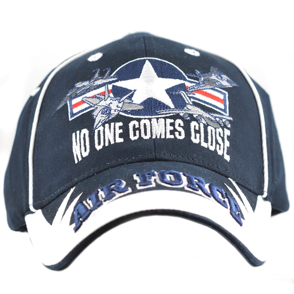 United States Air Force No One Comes Close Cap