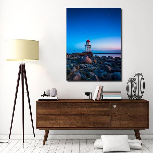 Ready2HangArt Indoor/Outdoor Wall Decor 'Lighthouse' in ArtPlexi
