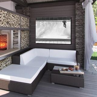 Ready2HangArt Indoor/Outdoor Wall Decor 'Bubbles' in ArtPlexi