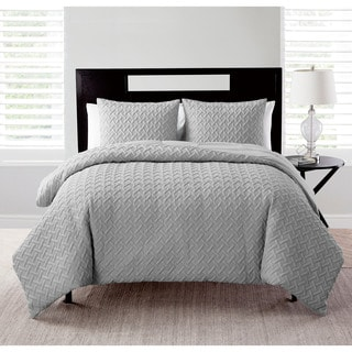 VCNY Home Nina 2 Embossed Comforter Set