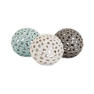 decorative orbs accent pieces shop the best brands overstockcom - Decorative Orbs