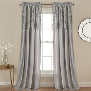 Link to The Gray Barn Sunset Hollow Window Curtain Panel Pair Similar Items in Curtains & Drapes