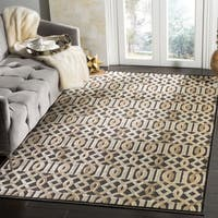 Safavieh Paradise Grey Viscose Area Rug - 6' 7 x 9' 6