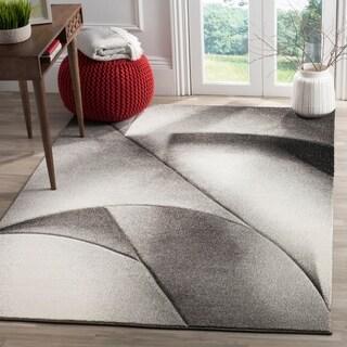 Safavieh Hollywood Grey Area Rug (5' 3 x 7' 6)