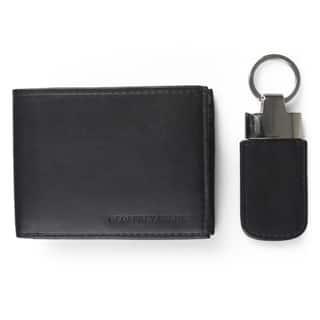 Geoffrey Beene Men's Faux Leather Key Fob Bifold Wallet|https://ak1.ostkcdn.com/images/products/15198988/P21676864.jpg?impolicy=medium