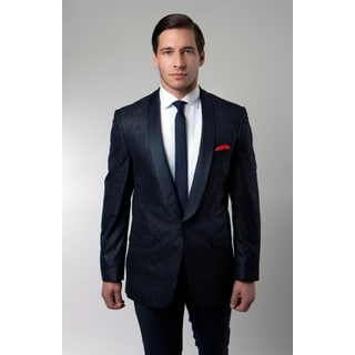 Tazio Men's Navy Jacket/Blazer