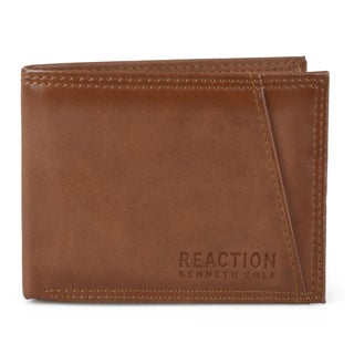 Kenneth Cole Reaction Men's Slim Bifold RFID Wallet