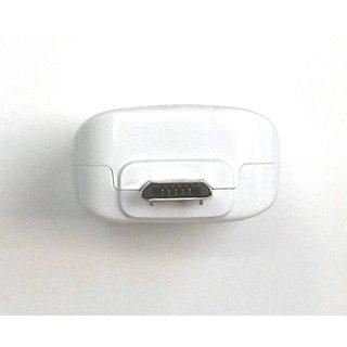 OEM Samsung OTG USB Connector - White