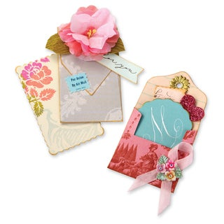 Sizzix Bigz Large Die By Brenda Walton-Mini Inserts & Envelopes