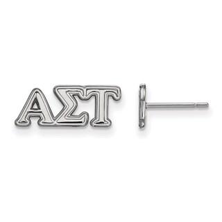 SS Alpha Sigma Tau XS Post Earring