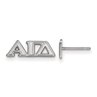 SS Alpha Gamma Delta XS Post Earring