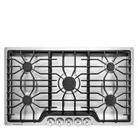 "FFGC3626SS 36"" ADA Compliant Built-In Gas Cooktop"
