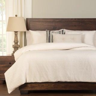 Whitecap 6-piece Luxury King Size Duvet and Comforter Insert Set (As Is Item)