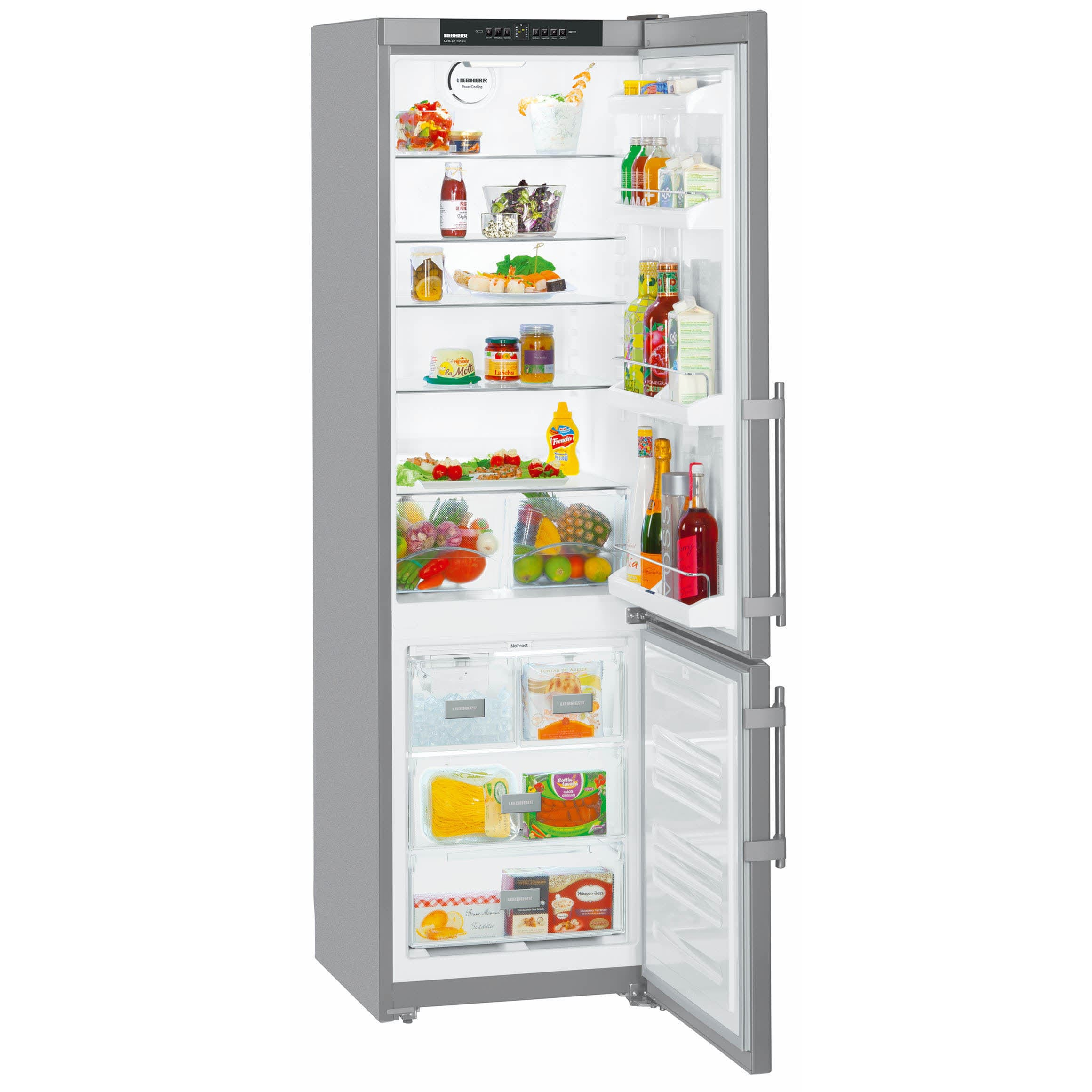 "Liebherr CS-1350B 24"" Energy Star Bottom Freezer Refriger..."