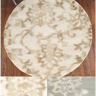 Catherine Flora Area Rug - 5'3 round (2 options available)