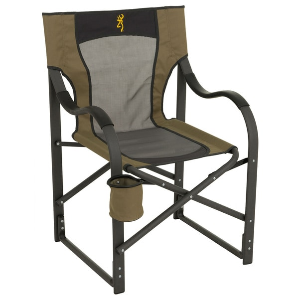 Alps Mountaineering Camp Chair Khaki/Coal