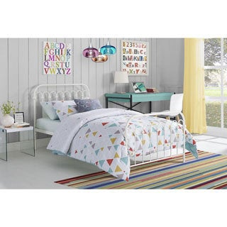Novogratz Bright Pop Twin Metal Bed