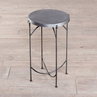 Handmade KD End Table - Iron (India)