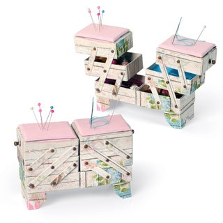 """Sizzix Scoreboards XL Die 6""""X13.75""""-Cantilever Sewing Box"""