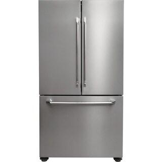 "DTF36FCS 36"" Distinctive Series Counter Depth Freestanding French Door Refrigerator"