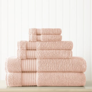 Link to Modern Threads 6-Piece 700GSM 100% Turkish cotton towel set Similar Items in Towels