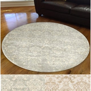 Catherine Classic Area Rug - 5'3 round (2 options available)