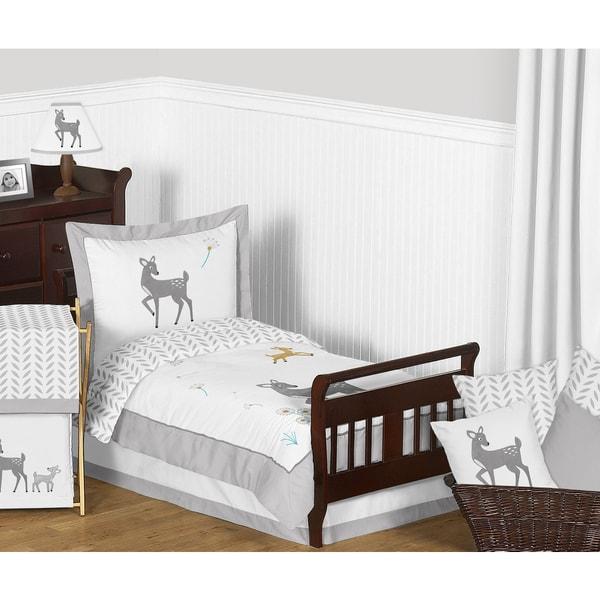 Sweet Jojo Designs Forest Deer Collection Comforter Set