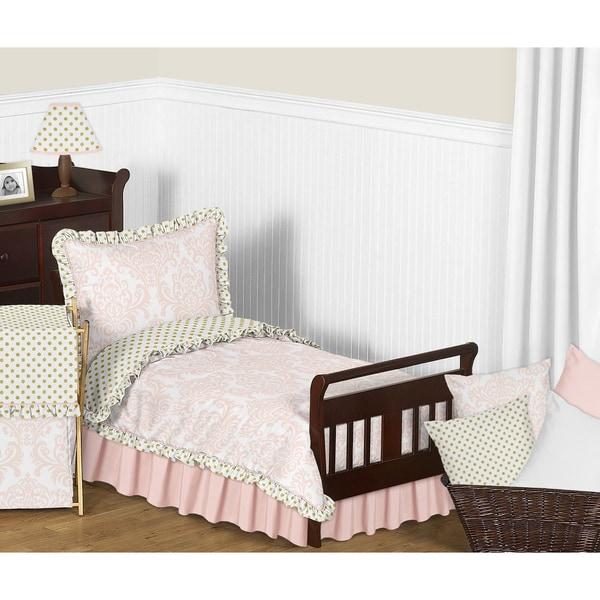 Sweet Jojo Designs Amelia Comforter Set. Opens flyout.