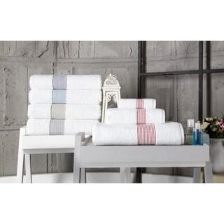 Enchante Home Elegante 6-Piece Turkish Cotton Towel Set