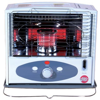 Kero World KW-11F 10,000 BTU Radiant Heat Indoor Kerosene Heater