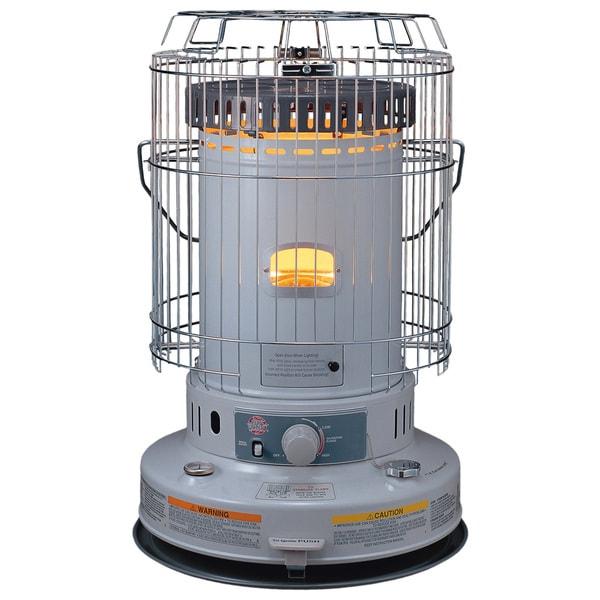 Kero World KW-24G 23,000 BTU Convection Heat Indoor Kerosene Heater