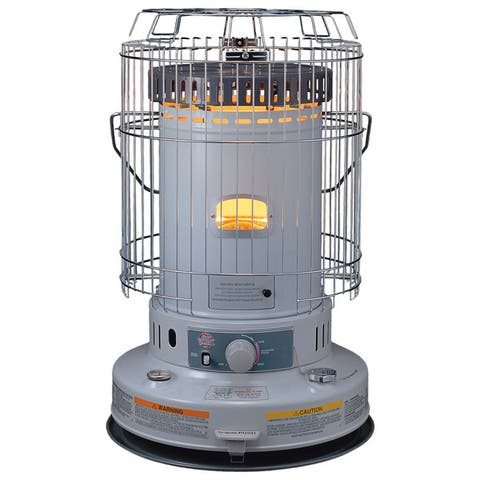 Kero World KW-24G 23,000 BTU Convection Heat Indoor Kerosene Heater