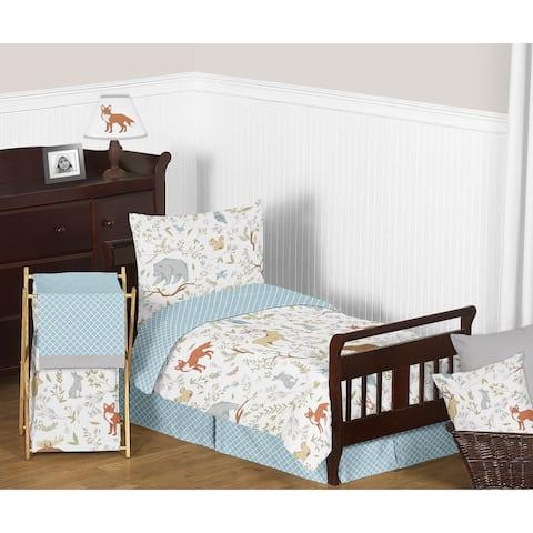 Sweet Jojo Designs Woodland Toile Comforter Set