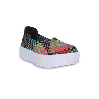Heal-USA Women's Fun Slip-on Sneakers