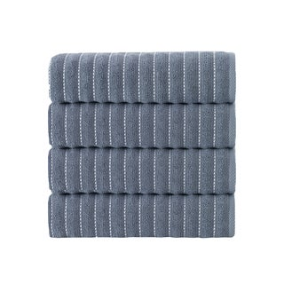 Enchante Home Napa Bath Towel (Set of 4)