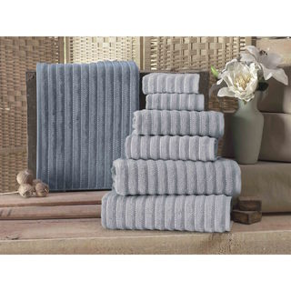 Enchante Home Napa Turkish Cotton Hand Towel (Set of 8)