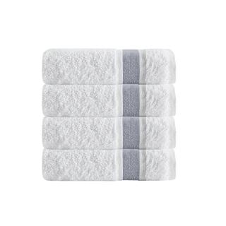 Enchante Home Unique Turkish Cotton Bath Towels (Set of 4)