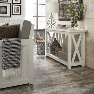 Seaside Lodge Console Table