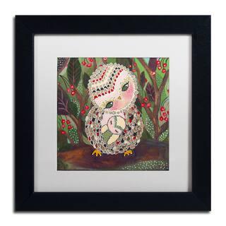 Carrie Schmitt 'You Are My Home' Matted Framed Art