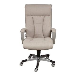 sealy posturepedic black italian leather office chair - free