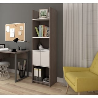 Bestar Small Space 20-inch Storage Tower