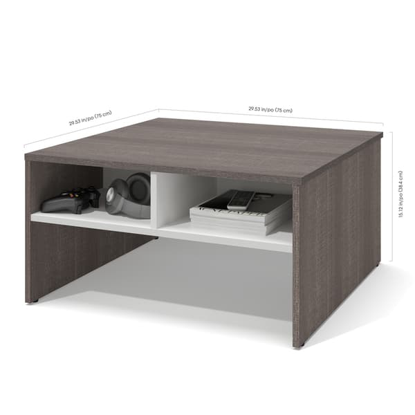 Swell Shop Bestar Small Space 29 5 Inch Storage Coffee Table Caraccident5 Cool Chair Designs And Ideas Caraccident5Info