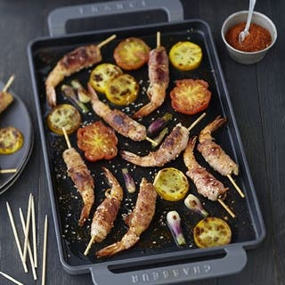 Chasseur 14-inch Caviar-Grey Rectangular French Enameled Cast Iron Griddle|https://ak1.ostkcdn.com/images/products/15210053/P21686791.jpg?impolicy=medium
