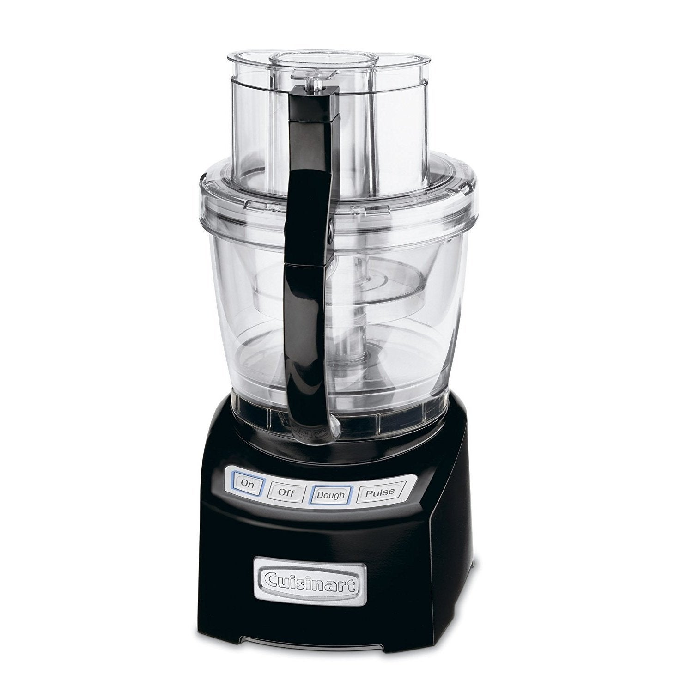 Cuisinart FP-14BK Elite Collection 14-Cup Food Processor, Black (Black), Size Full Size (Steel)