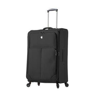 Mia Toro ITALY Leggero 28-Inch Softside Spinner Upright Suitcase